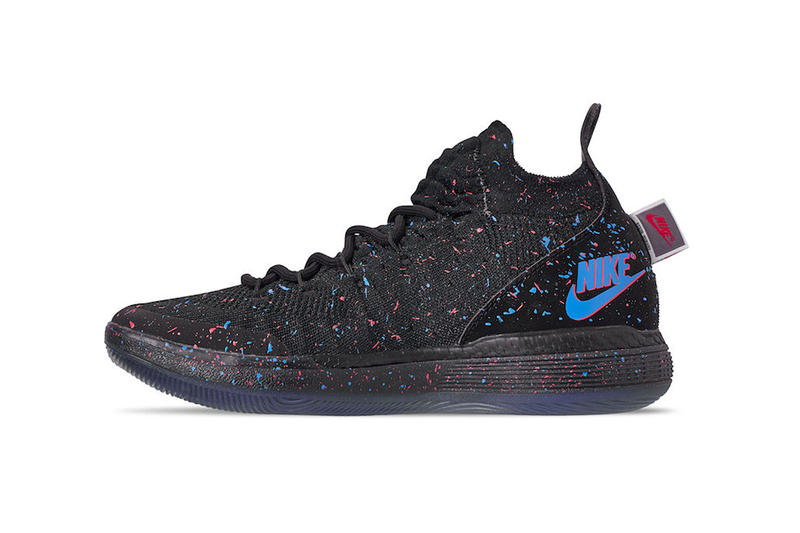 nike kd 11 just do it black bright crimson photo blue 2019 february footwear kevin durant NBA sneakers kicks basketball