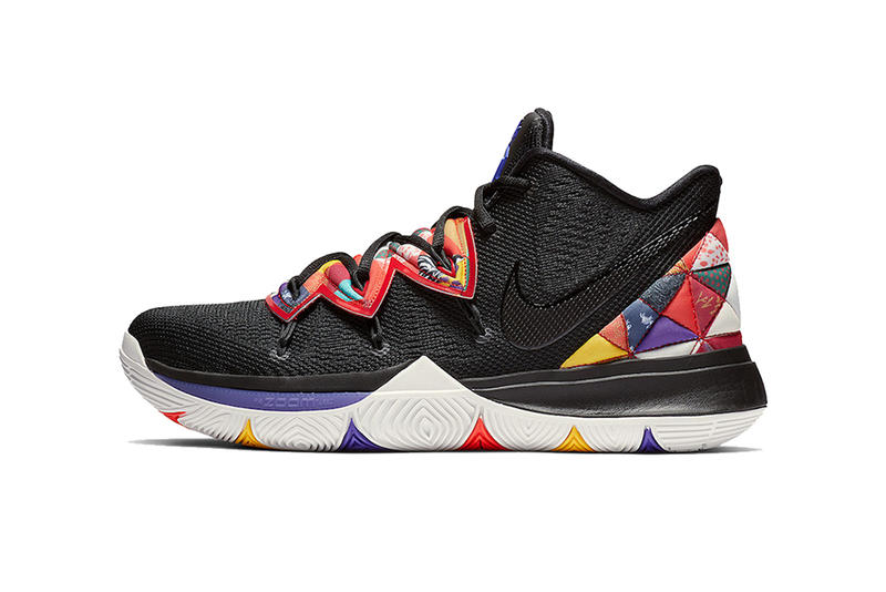buy popular 07899 bdda5 nike kyrie 5 chinese new year 2019 february footwear cny nike basketball  kyrie irving