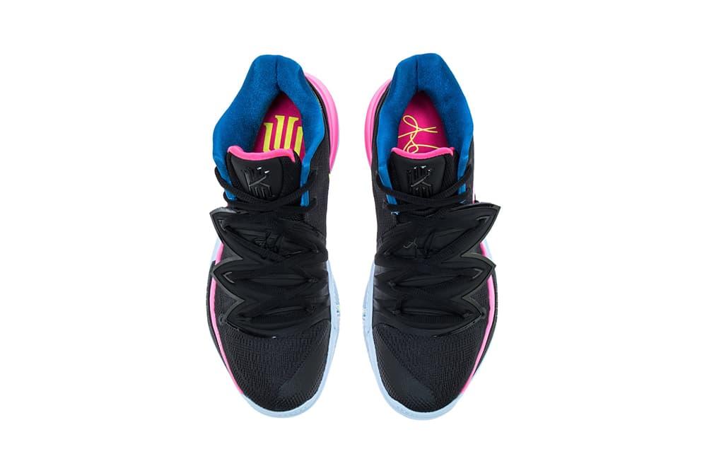 """Hyper Beast Fullprint Hoodie: Nike Kyrie 5 """"Just Do It"""" Price & Release Date"""