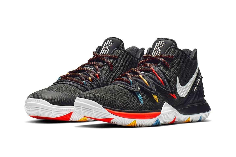 d057c587bfb Nike Kyrie 5 x Friends NBA Sneaker