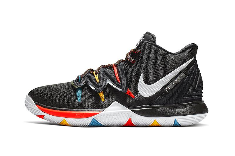 d800ba629343 Latest Nike Kyrie 5 Gets Inspirations From  Friends  sneakers release drop  date price images