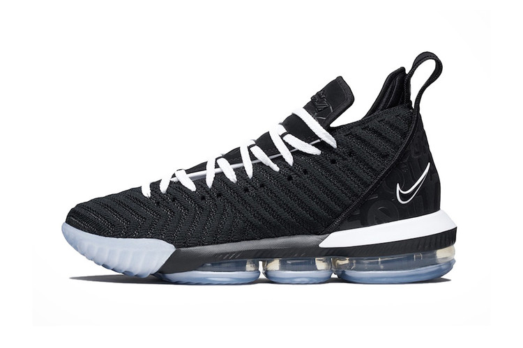 best website d8873 6774e Nike LeBron 16 Continues the