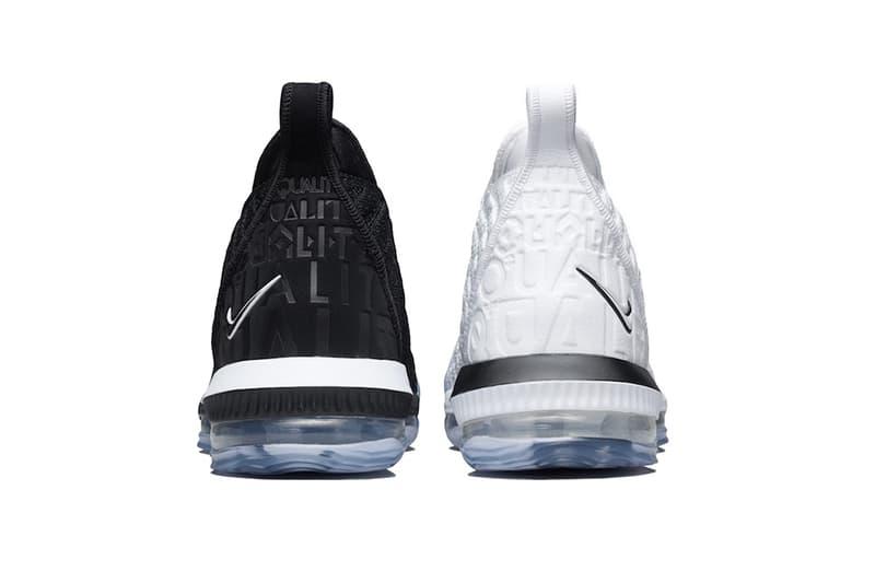 92965fefa1c56 nike lebron 16 equality releae date 2019 january footwear lebron james nike  basketball