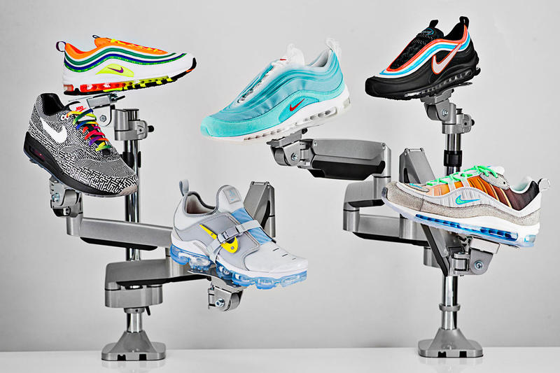sale retailer 4324b 0207d Nike Unveils Final Designs of  On Air  Collection air max 97 98 1 vapormax