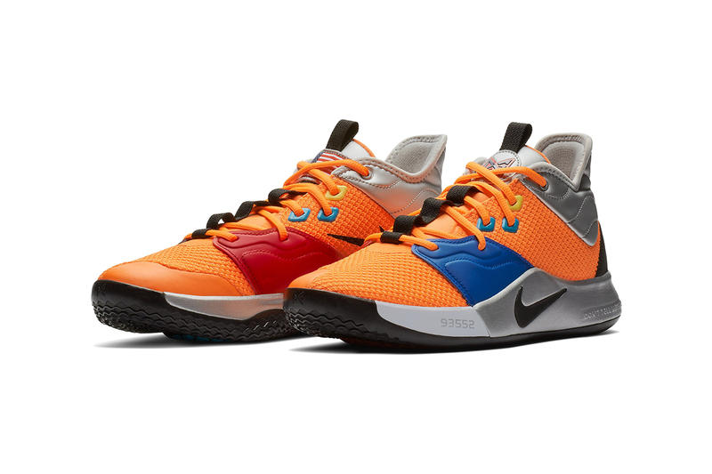 4ee5e4ce65e1fd Nike Pg 3 Nasa Shoe Closer Look Release Date Hypebeast