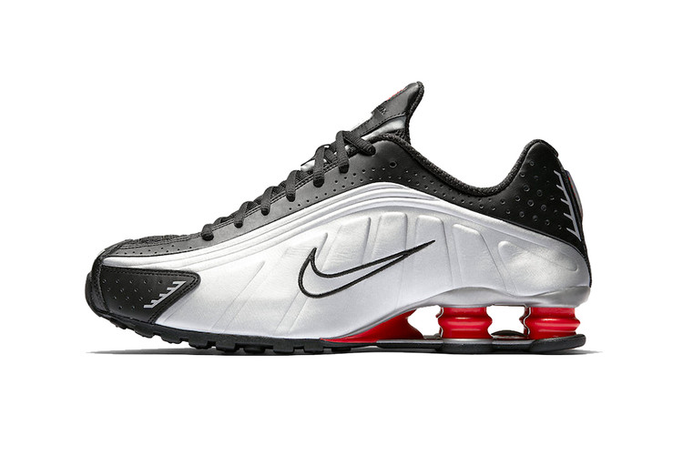 7d4259974c0 The Nike Shox R4 Bounces Back Onto Retail Shelves