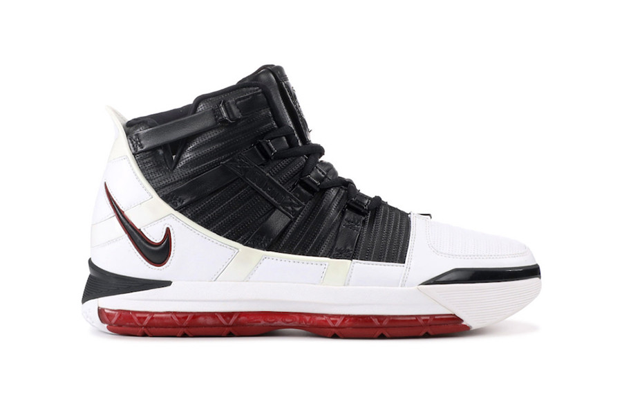 finest selection 54a6f 8bd7f Nike Zoom LeBron 3