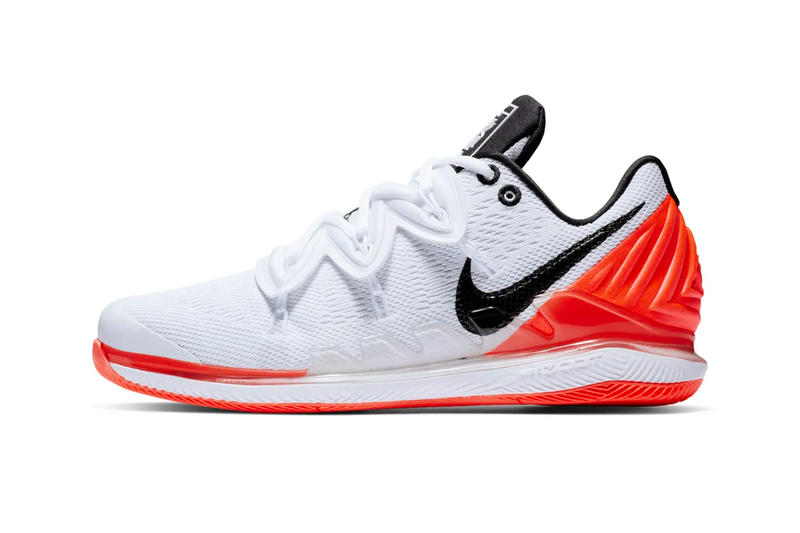 "4f081a9a3f89 Nick Kyrgios   Kyrie Irving s Australian Connection Shines on the NikeCourt Zoom  Vapor X ""Kyrie 5"""