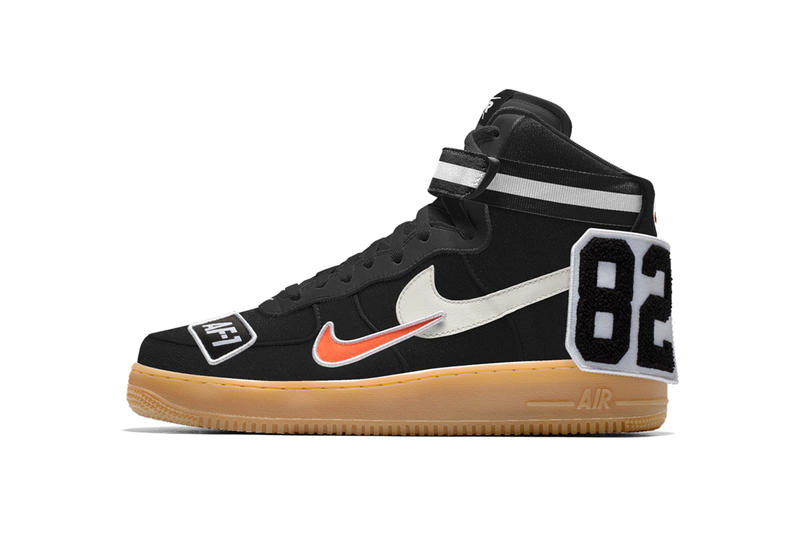 707d47f87 NIKEiD Custom Patch Nike Air Force 1 Sneakers Footwear info prices images  customized patches nikeid by
