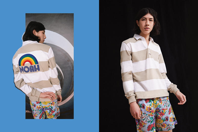 NOAH Spring Summer 2019 Collection Lookbook ss19