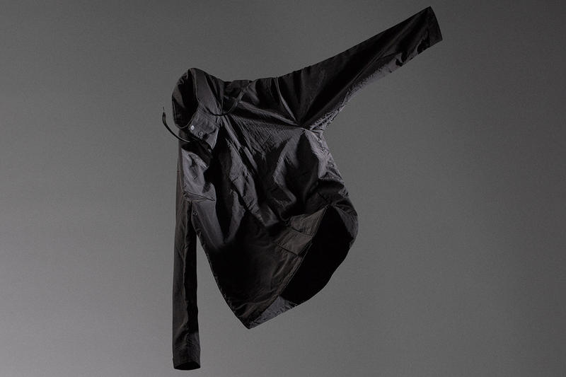 Norse Projects 'Lightweight Nylon' Spring 2019 Campaign Parka Anorak Pants Shorts Active Lifestyle Collection
