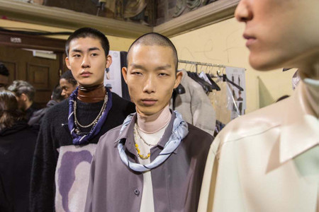 OAMC's FW19 Collection Gets Poetic With Plaids, Prints and Technical Details