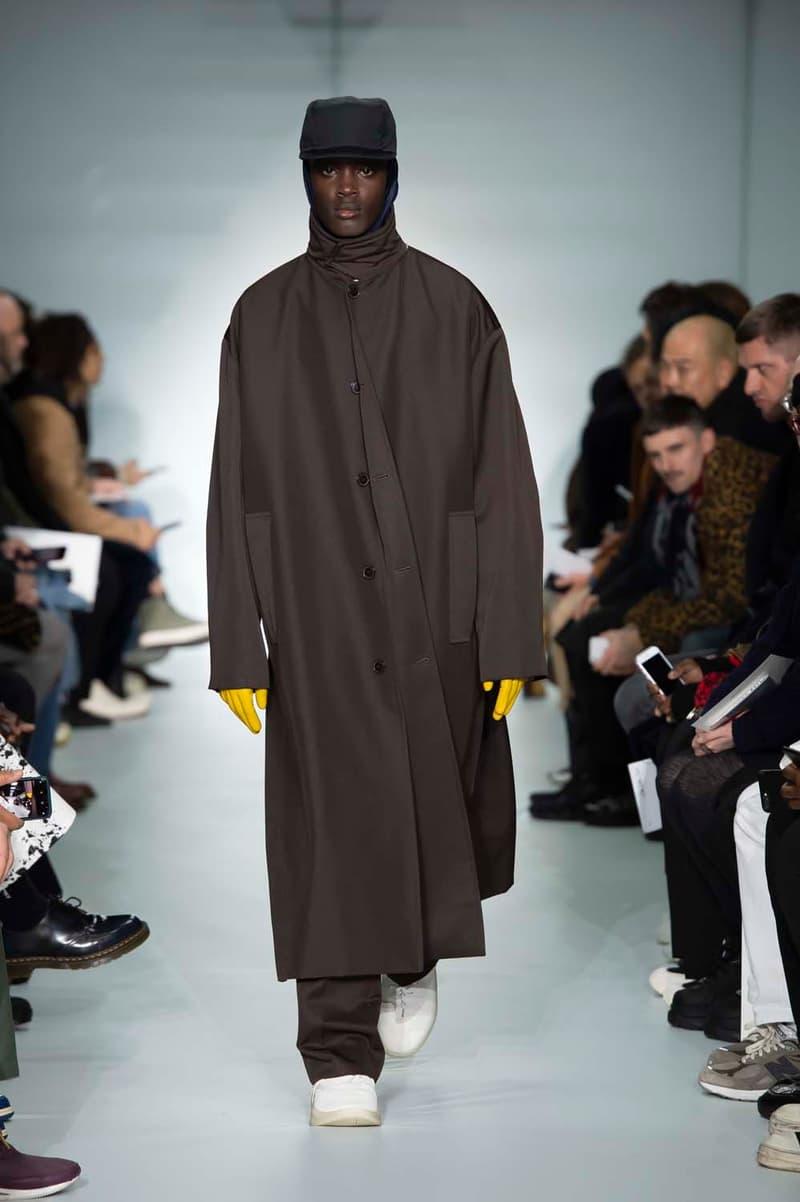OAMC Fall/Winter 2019 Paris Fashion Week Show