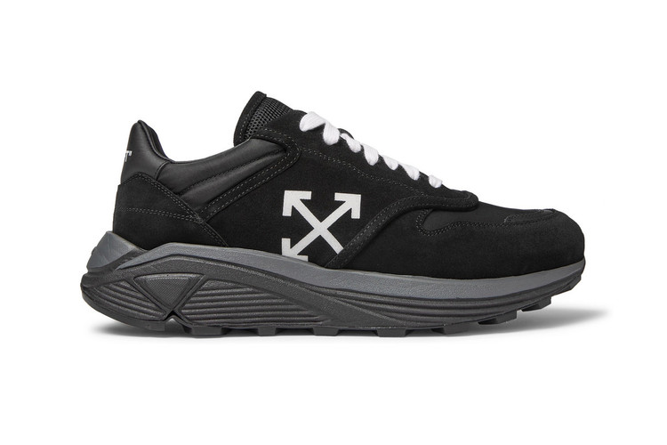 7995ead9f1ba Off-White™ Ventures Into the Realm of Chunky Running Shoes