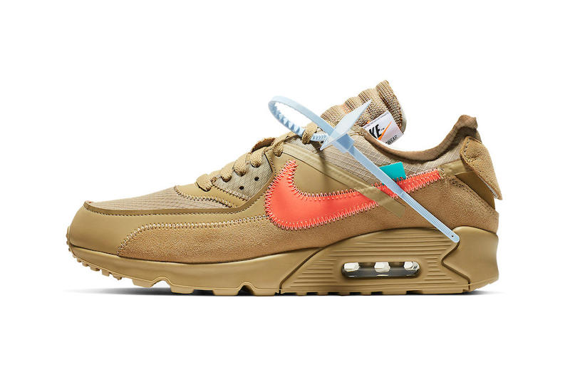 12459478464 Off-White™ x Nike Air Max 90 Available at StockX | HYPEBEAST