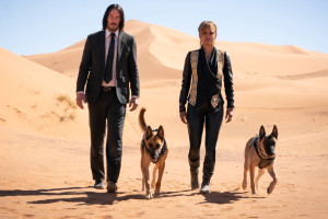 Official 'John Wick 3' Poster Reveals Movie's Full Title