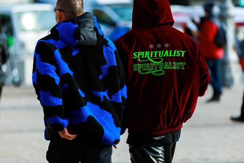 Paris Fashion Week Fall Winter 2019 Street Style Recap Skepta Dev Hynes Blood Orange Jerry Lorenzo SooJoo Gunna Kevin Poon Kubo Madison Beer Aleali May day 1 2 Heron Preston Off White Raf Simons Nike undercover Calvin Klein 99%is Chanel Kapital alyx