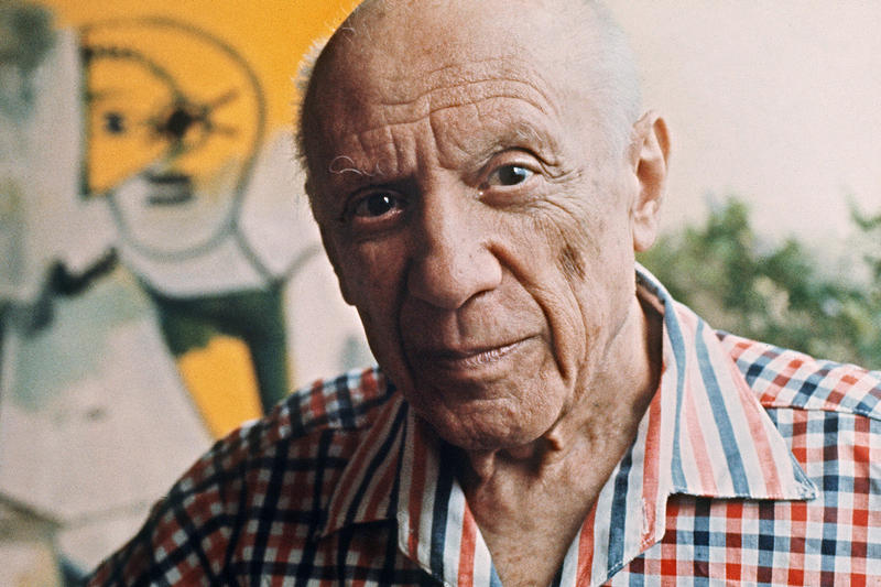 pablo picasso birth of a genius ucca exhibition beijing china artworks paintings drawing works on paper sculptures