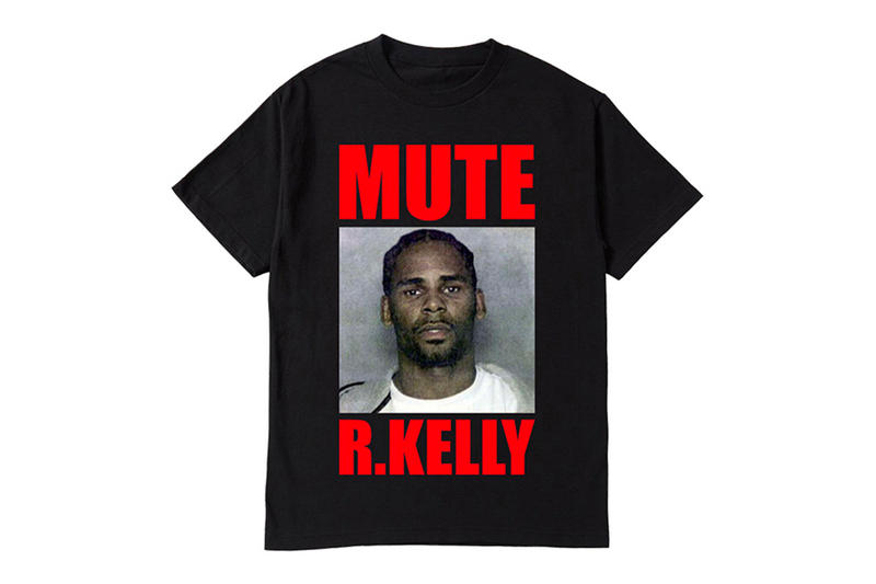 PizzaSlime Drops #MuteRKelly Limited Edition T-Shirt r kelly i believe i can fly mute r kelly movement