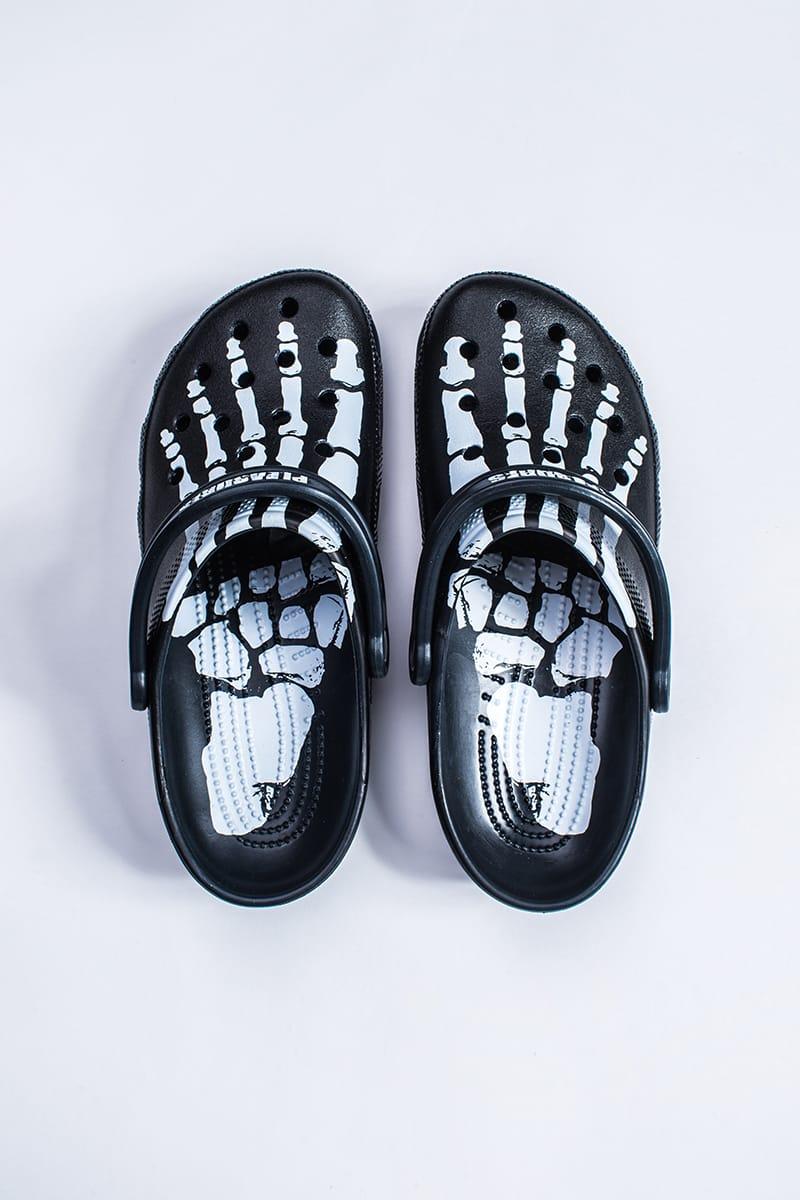 Crocs by PLEASURES Release | HYPEBEAST