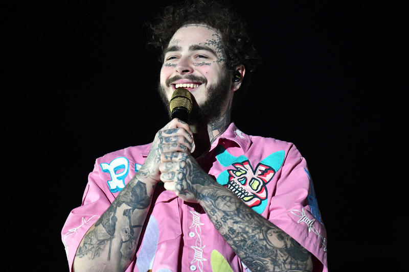Post Malone Old SoundCloud Account Tracks Songs Austin Richard