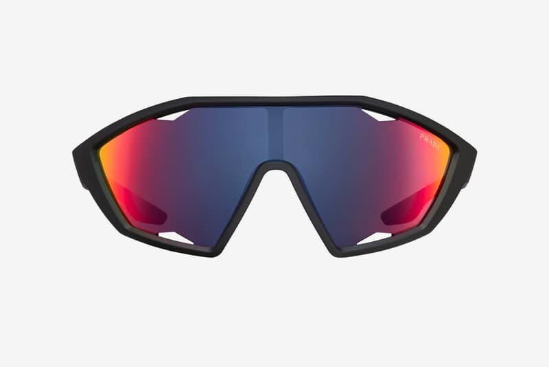 90dfea3cce1 Prada Linea Rossa Sunglasses Release info Date Black Orange White  SPS10U MDG0 F09Q1 SPS10U M448 F04J2 SPS10U ETWK F05O0 acetate