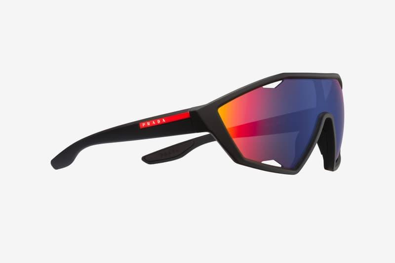 ccce37561603 Prada Linea Rossa Sunglasses Release info Date Black Orange White  SPS10U MDG0 F09Q1 SPS10U M448 F04J2 SPS10U ETWK F05O0 acetate