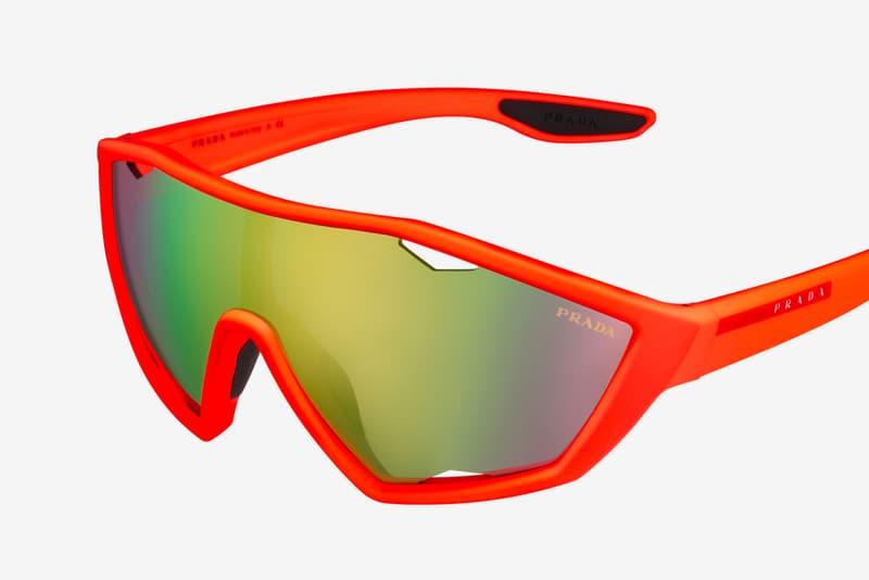 Prada Linea Rossa Sunglasses Release info Date Black Orange White  SPS10U_MDG0_F09Q1 SPS10U_M448_F04J2  SPS10U_ETWK_F05O0 acetate