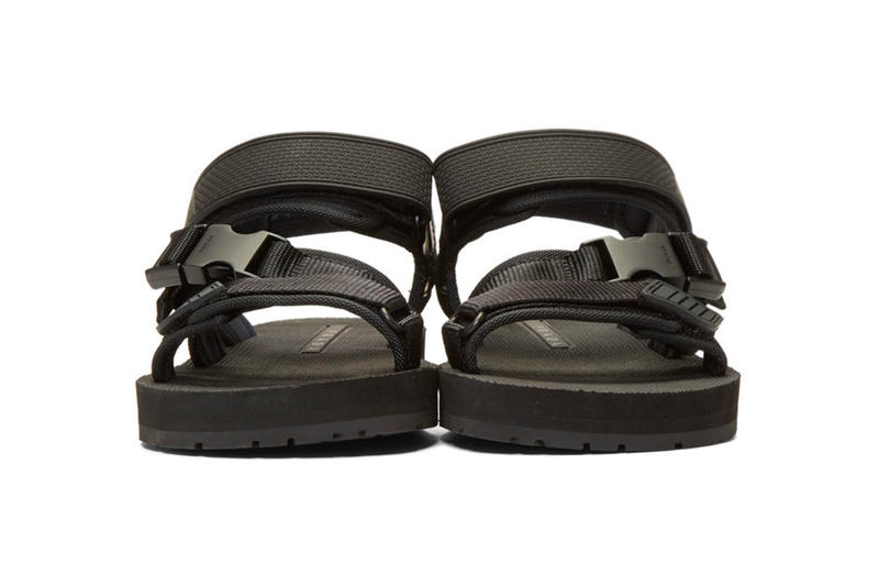 Prada Releases Black Tech Sandals Info fashion suicoke kicks ssense  footwear Italian