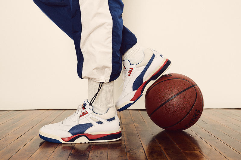 PUMA Palace Guard Sneaker Details Release Date Info Information Basketball KITH Isiah Thomas Detroit Pistons