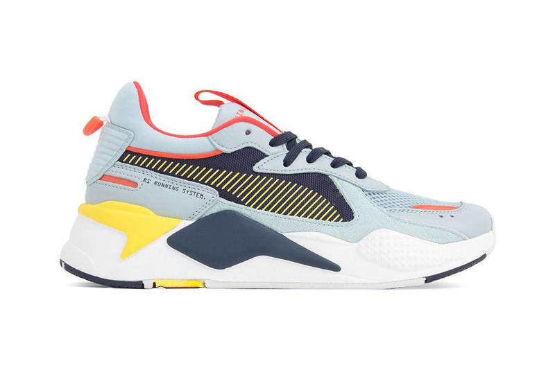 7b8895e2629e Puma RS X Reinvention Sky and Red Blast Two New Colours Release Info shoes  kicks sneakers