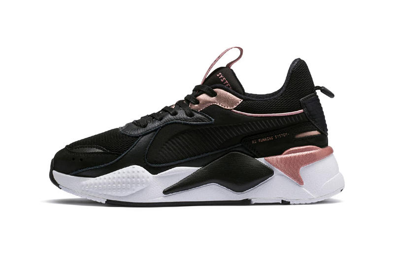 puma rs x trophies release date 2019 january footwear black gold white  silver grey gray bronze 8201d960af