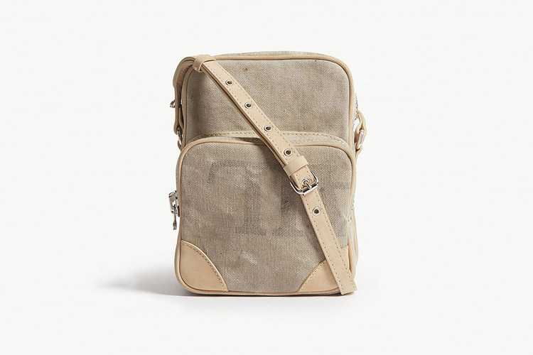 READYMADE Drops Two Variations of Its Small Shoulder Canvas Bag a347f6ecd1