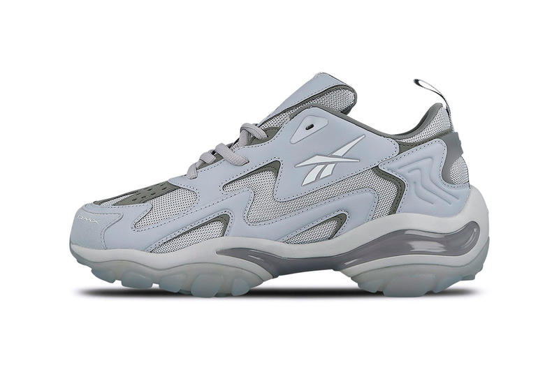 Reebok DMX Series 1600 Grey Chalk off white info release Date
