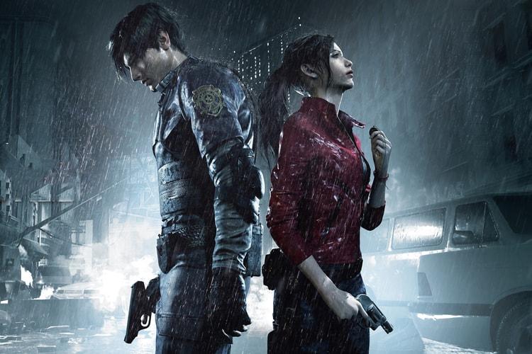Capcom Releases Live-Action  Resident Evil 2  Trailer 07e9a8311