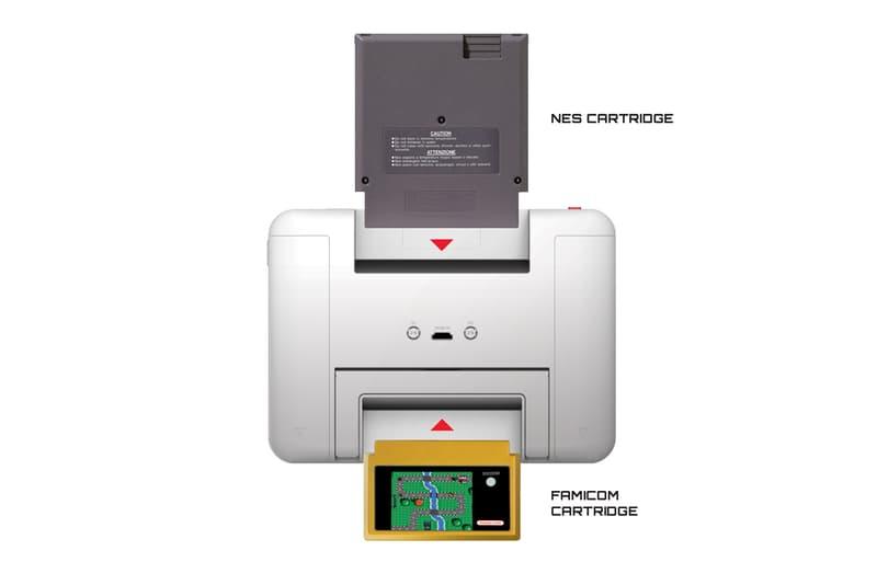 """RetroChamp NES """"Switch""""-Style Portable Console Super Mario Bros Famicom"""