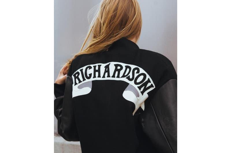 richardson shop varsity jackets backpacks incense burners