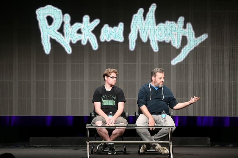 Rick and Morty Season 4 Teaser Announcement adult swim cartoons dan harmon