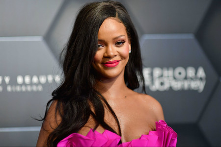 Rihanna Is Back in the Studio, Shares Video Clip