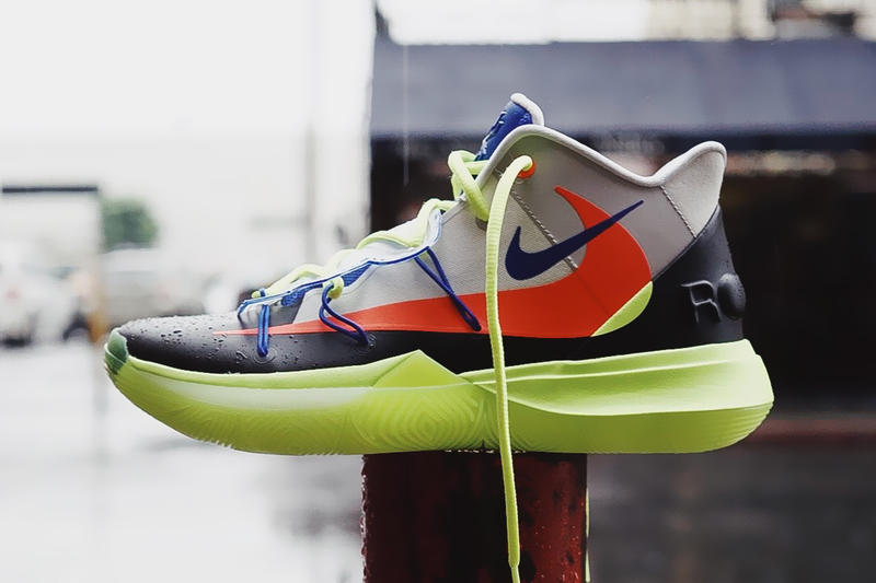 66ec0bf12510 ROKIT x Nike Kyrie 5 for NBA All-Star Weekend