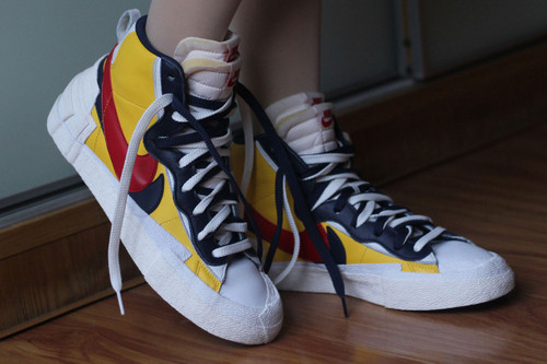 sacai x Nike Sneakers Receive Potential Release Date