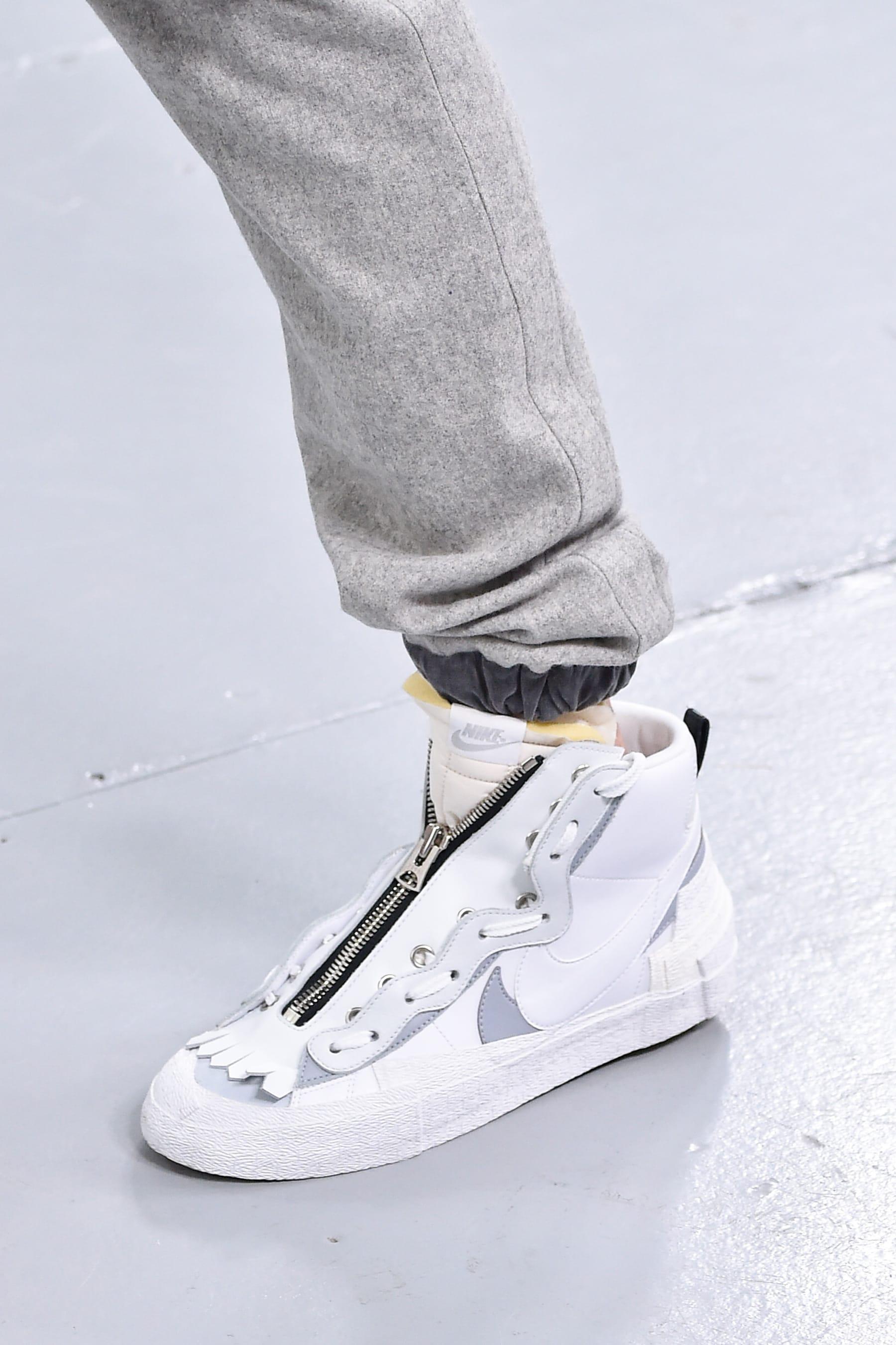 sacai Debuts New Nike Sneakers for FW19