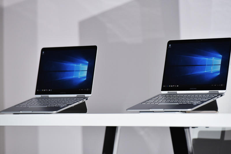 Samsung Reveals 15.6-Inch 4K OLED Display Laptop First