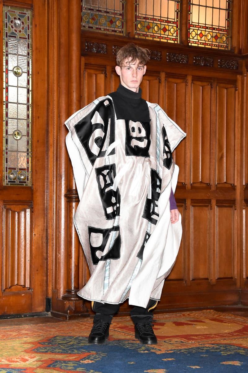 Schepers Bosman Fall/Winter 2018 Collection Architect Pierre Cuypers paris fashion week lookbooks Sanne Schepers Anne Bosman