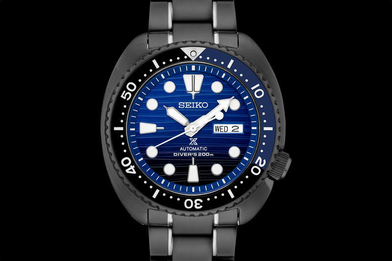 Seiko Prospex Turtle SRPD11 Blue/Black Watch