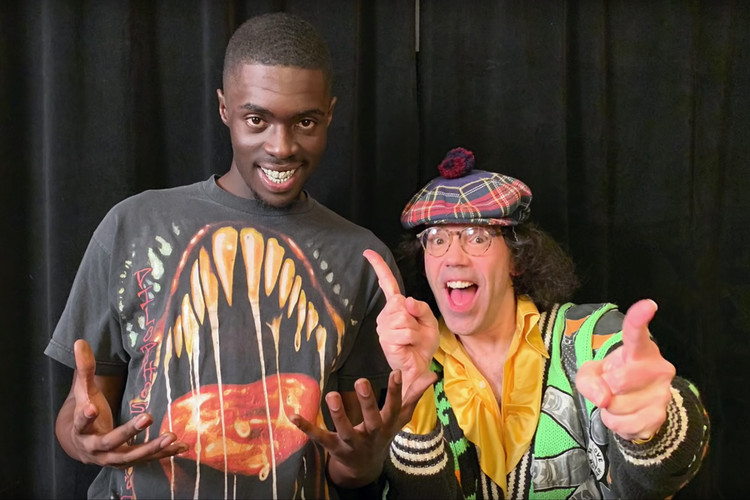 d6c15ddb7c Sheck Wes Shares His Past in Quirky Nardwuar Interview