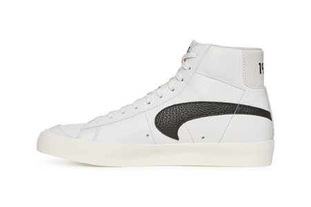 "Slam Jam Flips the Swoosh on Nike's Blazer With Exclusive ""Class 1977"""