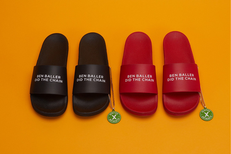 5f2e741f806 Ben Baller and StockX Team up to Drop New Slides via Blind Auction IPO