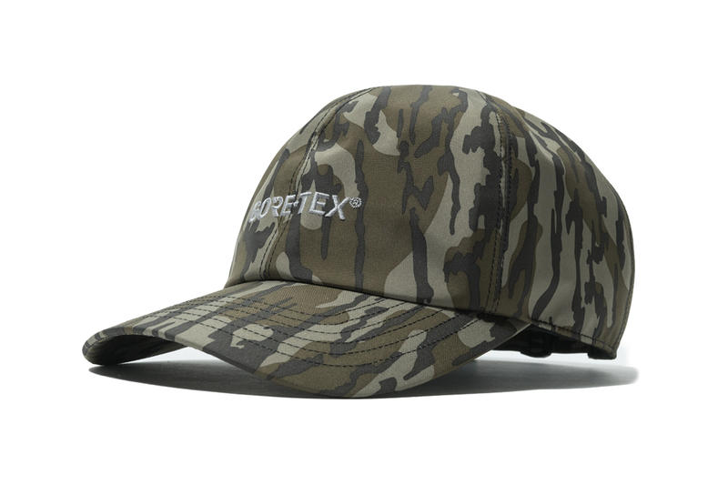 Stüssy FW18 GORE-TEX Capsule Collection Release jacket hat outerwear coat bucket camouflage fleece pants