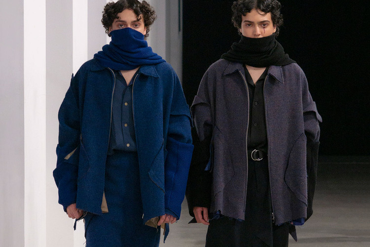 Sulvam FW19 Continues Pushing the Boundaries of Patternmaking 2632e37b4
